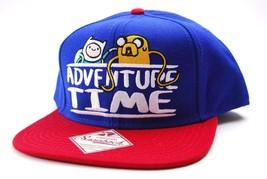 Bio World Adventure Time Finn & Jake Snapback Flat Bill Cap Hat   OSFM - $18.99