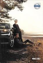 2015.5 Volvo FULL LINE deluxe sales brochure catalog US S60 S80 V60 XC60... - $12.00