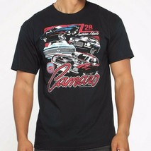 GM Chevrolet Camaro Z28 American Muscle T Shirt Graphic Tee shirt New  - $15.99