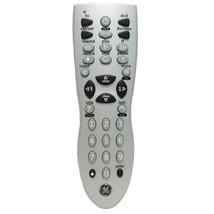 Ge 24914 (24914-V2) 4 Device Universal Remote For Tv, Dvd, CBL/SAT, DVR/AUX - $7.39