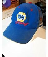 NAPA Racing Baseball Hat~#8 #15 #1~Licensed by Dale Earnhardt Inc.Blue - $16.82