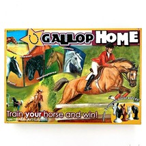 GALLOP HOME Train Your Horse Board Game NWT - $34.99