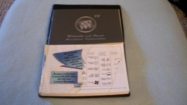 1998 Buick Le Sabre owners manual with binder - $16.00