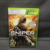 Sniper: Ghost Warrior (Microsoft Xbox 360, 2010) Video Game - $5.40