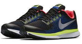 Nike Zoom Pegasus 34 Gs Taglia 3.5 M (Y) Eu 35.5 Giovanile per Bambini