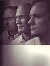 Apollo XI Crew PHOTO Gravure PRINT Karsh FRAME-GIFT NEIL ARMSTRONG - $41.08