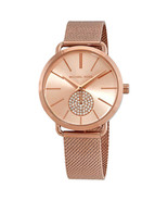Michael Kors MK3845 Porita Rose Dial Ladies Watch . - £112.14 GBP