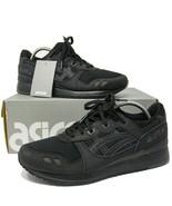 ASICS Tiger Gel-Lyte III 3 Black size 10.5 H7N3N-9090 EUR 44.5 UK 9.5 Ru... - $79.19