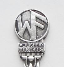 Collector Souvenir Spoon Netherlands Schiedam Wilton-Fijenoord Damen Shi... - $14.99