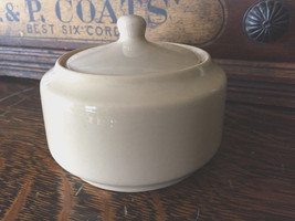 Inca Ware Mini Shenango China New Castle Pa. Sugar Bowl With Lid Vintage... - $12.19