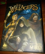 The Villagers - BLACK FOREST STUDIO Games Board Party Card Game Complete  - $13.86