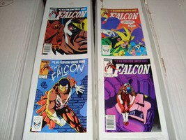 The Falcon #1 - 4 Complete Marvel Comic Book Mini Series VF Condition 1984 - $8.99