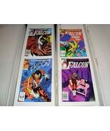 The Falcon #1 - 4 Complete Marvel Comic Book Mini Series VF Condition 1984 - $8.99