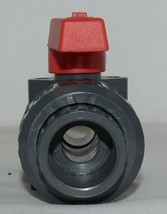 American Granby Inc ITUV 100SE PVC Blocked True Union Ball Valve image 2