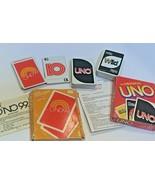 Vintage Set of 1992 UNO and 1982 O'NO 99 Card Games - $18.76