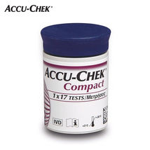 Accu-Chek Compact blood glucose Test Strips 4box (204 Sheets) image 4