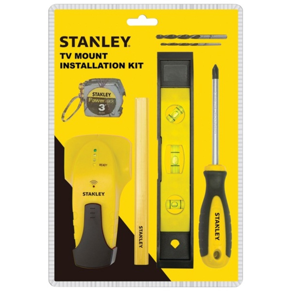 Primary image for STANLEY STH-T75928 TV Mount Installation Tool Kit
