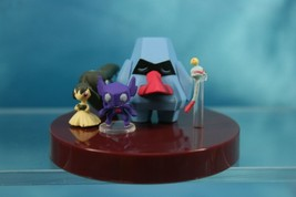 Tomy Pokemon AG Zukan P6 1/40 Scale Real Figure Nosepass Sableye Mawile ... - $59.99
