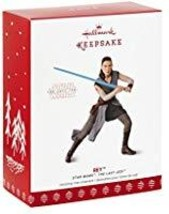 Hallmark Keepsake Star Wars Last Jedi Ornament 2017 Rey - $12.75