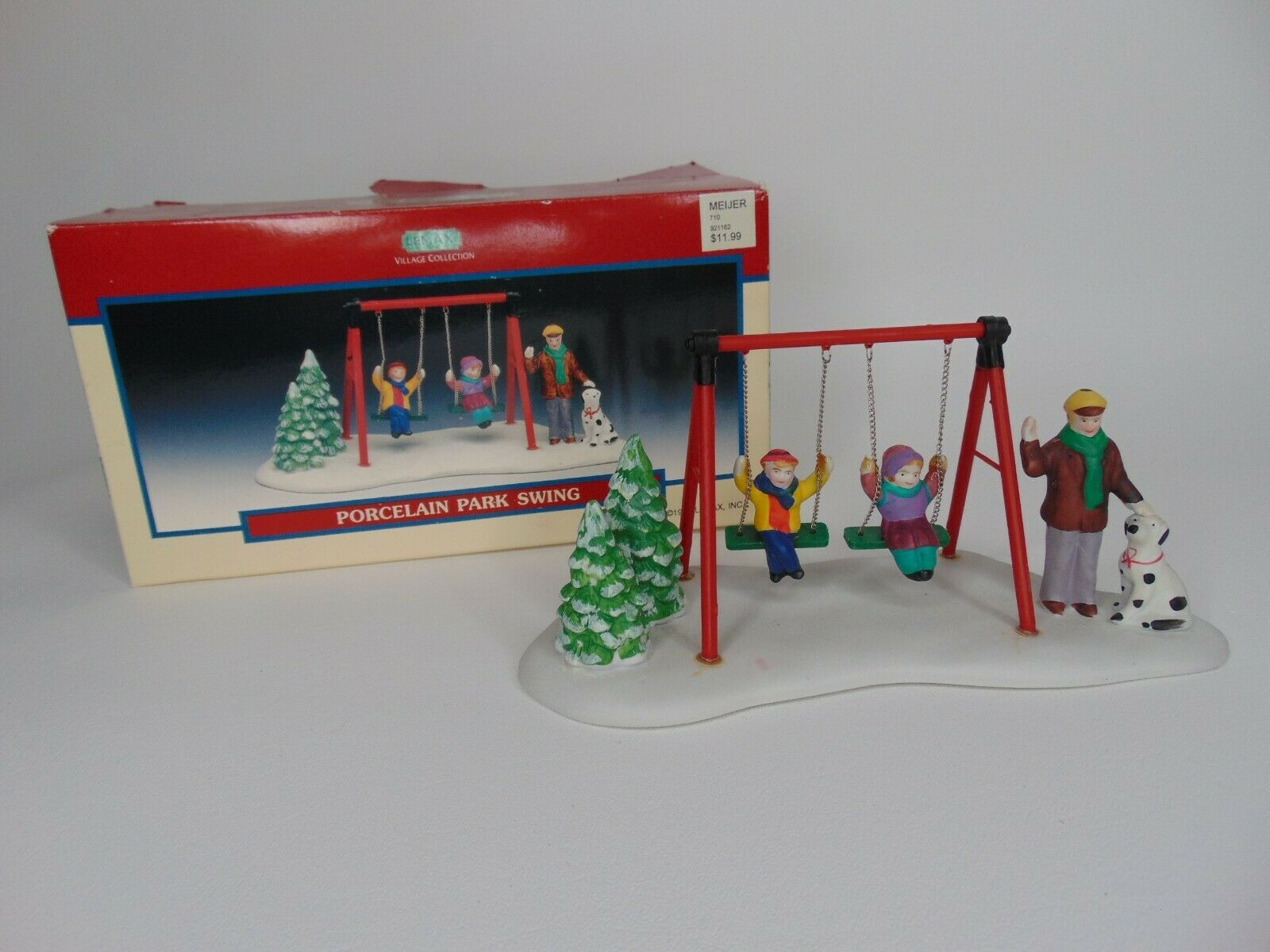 New Lemax Figurines North Pole Signs Set of 2 # 74325 New 2018