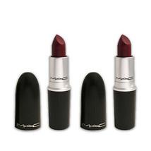 MAC Amplified Creme Lipstick - Diva Antics - LOT OF 2 - $64.35