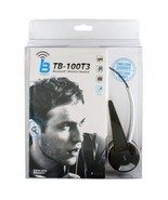 TrueBlue TB-100T3 Over the Head Noise Reduction Bluetooth Headset - $45.09