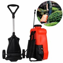 Agriculture Plastic Knapsack Electric Farm Water Sprayer Power Spraying ... - $142.55