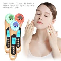 5 in One Ultrasound Vibration Massage LED Photon Skin Tightening Device