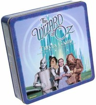 The Wizard of Oz Trivia Game; in Collector's Tin - $17.98