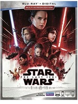 Star Wars: Episode VIII: The Last Jedi [Blu-ray + Digital, 2018]