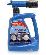 Wet and Forget Roof and Siding Cleaner for Easy Removal of Mold, Mildew ... - $38.99