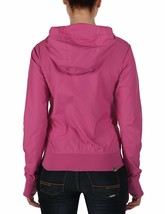 Bench Onetimer II Hoody Packable Jacket Adjustable Drawstring Pink BLKA1910 NWT image 2