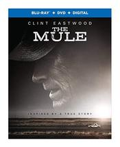 The Mule (Blu-ray + DVD + Digial, 2019)