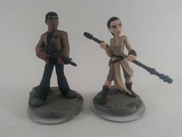 Disney Infinity 3.0 Star Wars The Force Awakens Play Set# 1000230/1000233 Nice - $10.56