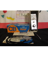 MURA CBM-10 CB SWR FIELD STRENGTH METER IN BOX WITH ACCESSORIES AND MANUAL - $12.00
