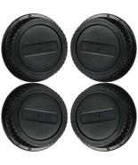 4 PCS - New Sensei Rear Lens Cap for Canon EOS Lenses - $16.10