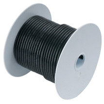 Ancor Black 6 AWG Battery Cable - 25' - $38.15