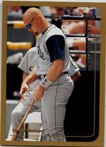 1999 Topps Baseball Card, #376, Jay Buhner, Seattle Mariners - $0.99