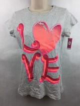 NWT Girl's Circo Heart Love T Shirt Size XL 14 / 16 - $12.86