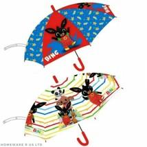 Enfants Bébé BING Lapin Voyage École Parapluie Garçons Filles - $17.55