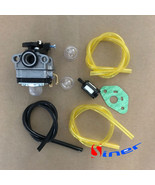 Carburetor for MTD Troy Bilt Ryobi Trimmer 791-182654 510r  825r 875r TB... - $10.54