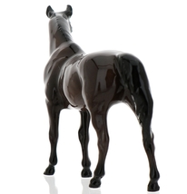 "Hagen-Renaker Miniature Ceramic Horse Figurine Thoroughbred ""Citation"" image 6"