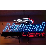 """New Natural Light Neon Sign real glass tube 17""""X14"""" - $95.00"""