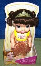 "Disney Princess  Baby BELLE 11"" Doll New - $26.88"