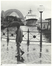 Andrew Stark-Winters Day- Circular Quay-Poster - $14.03