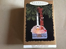 Freedom 7 Hallmark Keepsake Ornament 1st Edition (1996) - $97.50