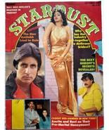 Stardust Oct 1986 Sridevi Jackie Anju Manoj Neelam Amitabh Salim Amrita ... - $49.99