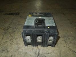 Square D FAL36000M1422 100A 3P 600V Molded Case Switch 120-240V Shunt Trip/Aux - $150.00
