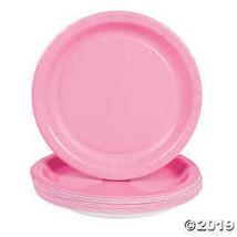 Paper Candy Pink Dessert Plates  - $6.24