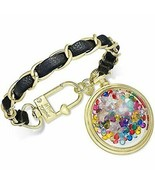 Trolls Betsey Johnson XOX Pocket Watch Charm Handbag Dangle NWT - $29.58